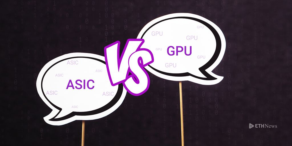 ASIC Vs GPU Debate Ignites Ahead of Devcon4 And Constantinople Hard Fork 08 17 2018