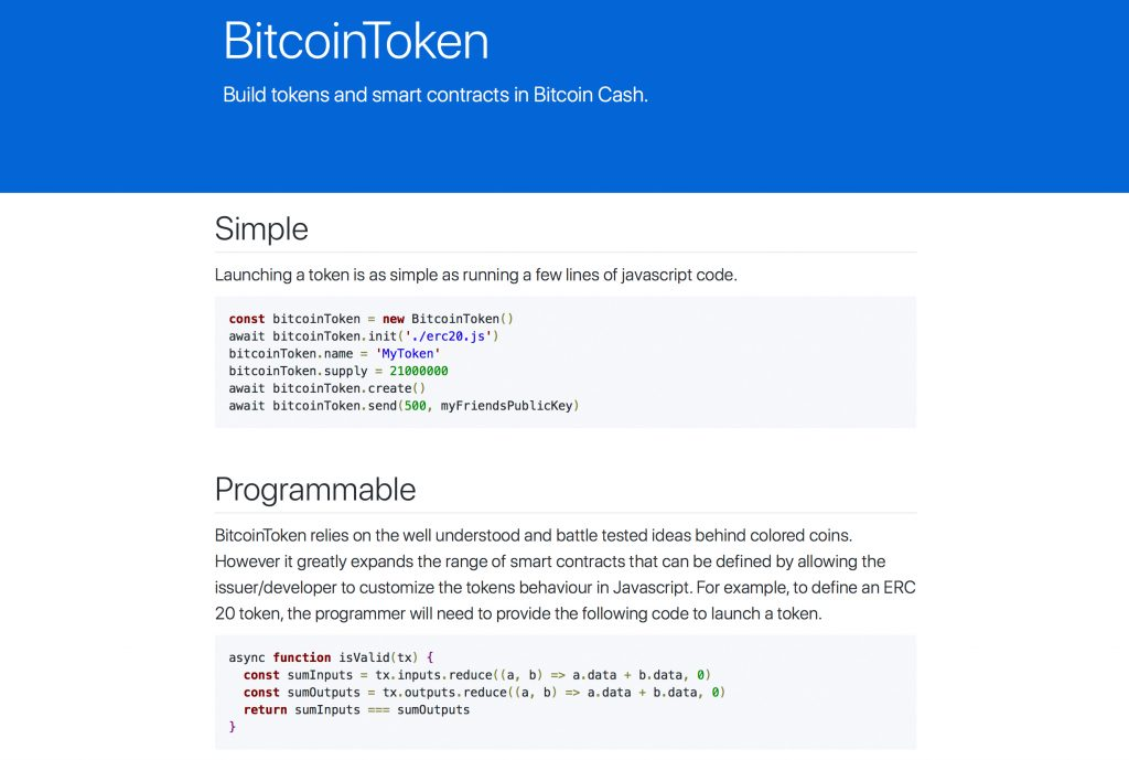 A Look at Two More Bitcoin Cash Token Projects in the Works