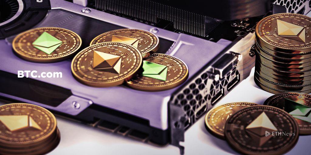 BTCcom Unveils Ether Ethereum Classic Mining Pool 08 30 2018