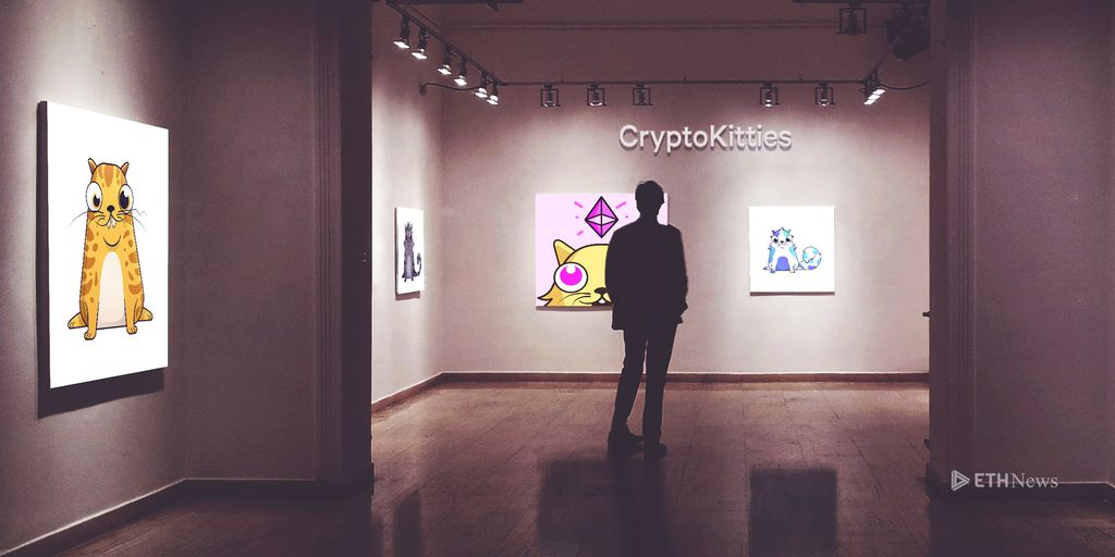 CryptoKitties Are The New Art German Museum Uses Digital Cats To Explain Blockchain 08 29 2018