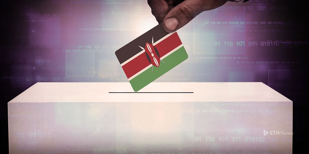 Kenya Electoral Commission Eyes Blockchain Tech 08 21 2018