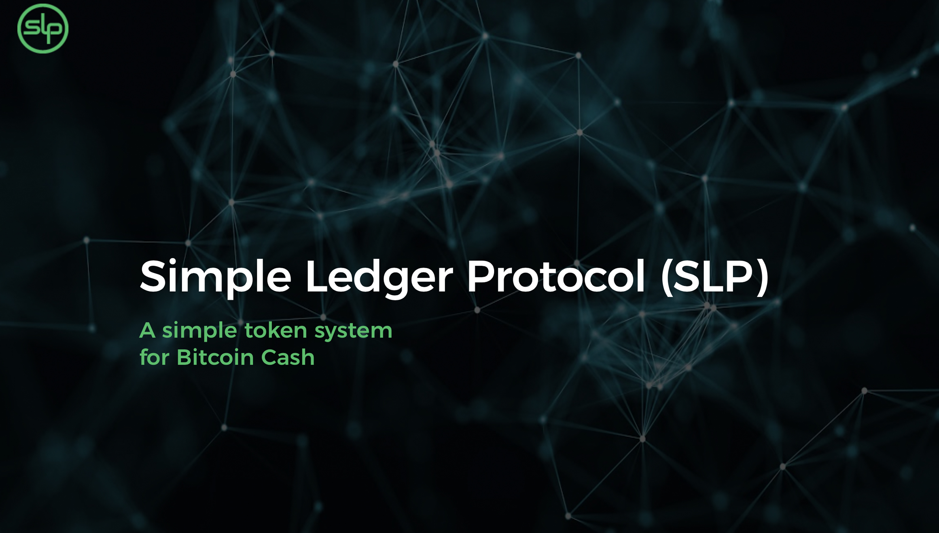 Simple Ledger Token Creation Platform Launches on the BCH Network