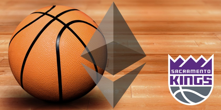 Sacramento Kings are Mining Ethereum