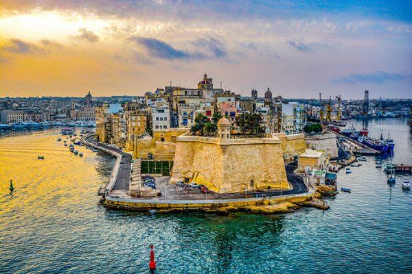 malta harbor