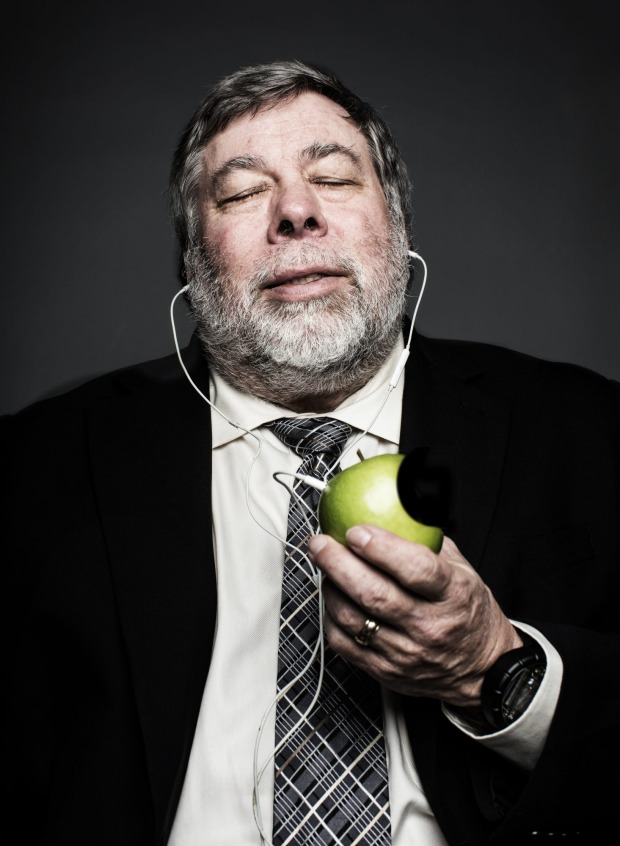 """Apple Co-Founder: Crypto World """"Like the Internet When it was Brand New"""""""