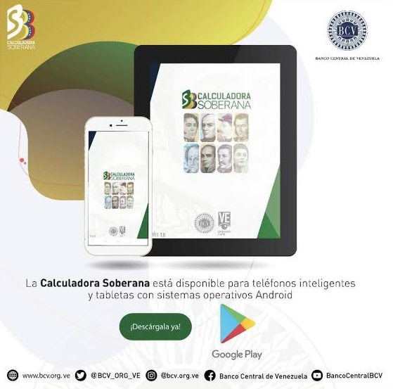 Venezuela Bolivar Re-Denomination Gets Smartphone App