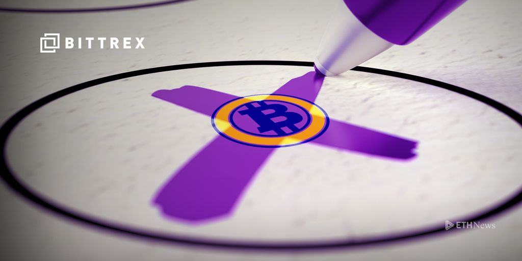 Bittrex Delists Bitcoin Gold. 09 04 2018