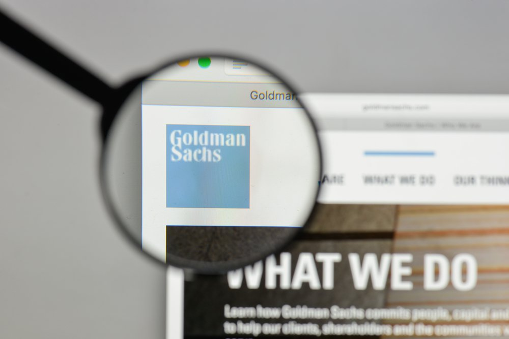 Goldman Sachs invests in blockchain platform Veem