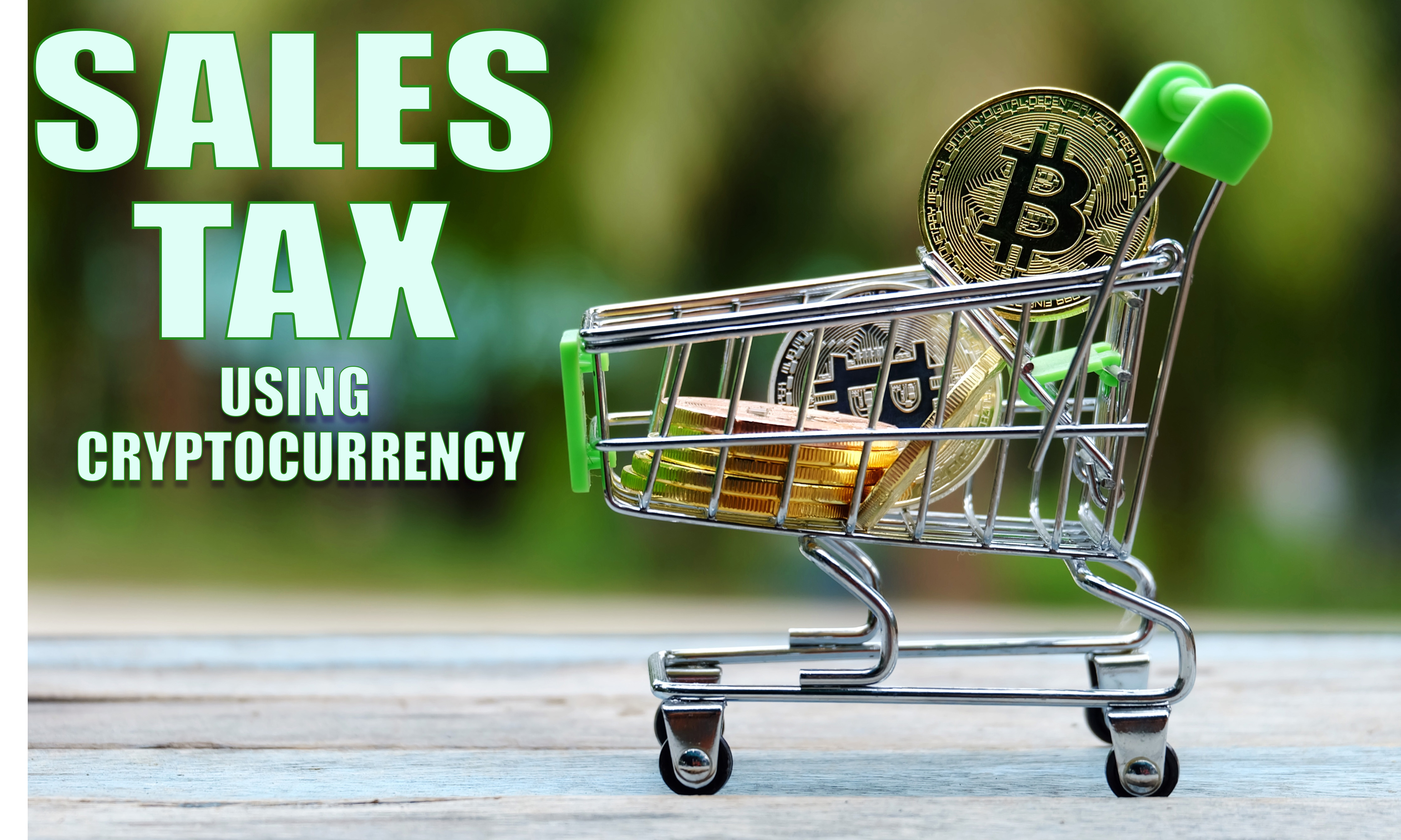 Sales Tax and Bitcoin in the United States Can Be Confusing