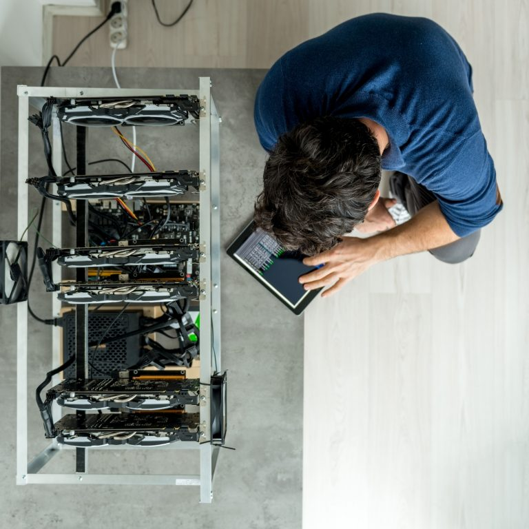 A Guide to Building Your Own Crypto Mining Rig 6