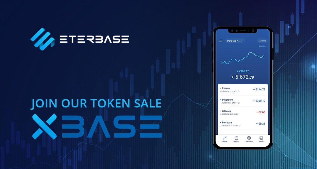 Eterbase ICO – Europe's first Digital Asset Exchange 1
