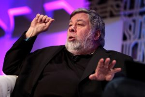 Steve Wozniak Co-Founds Blockchain-Powered Capital Investment Platform