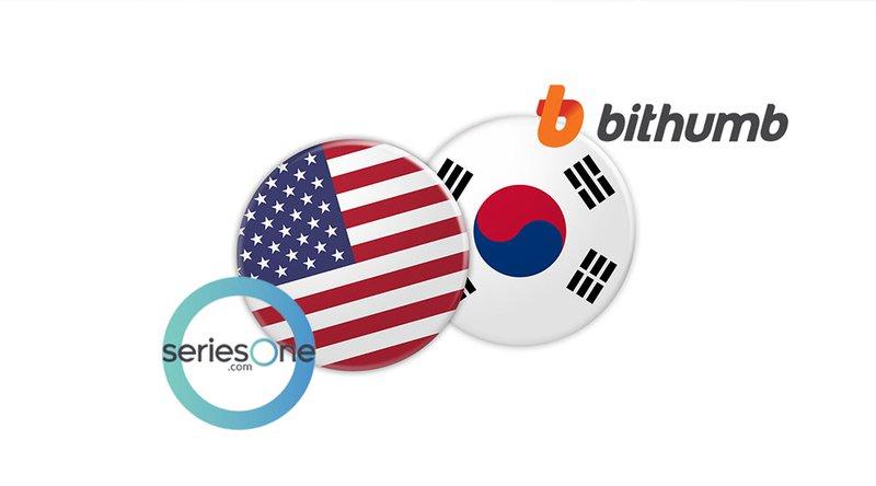 Bithumb and seriesOne Partner to Launch U.S. Securities Token Exchange 1