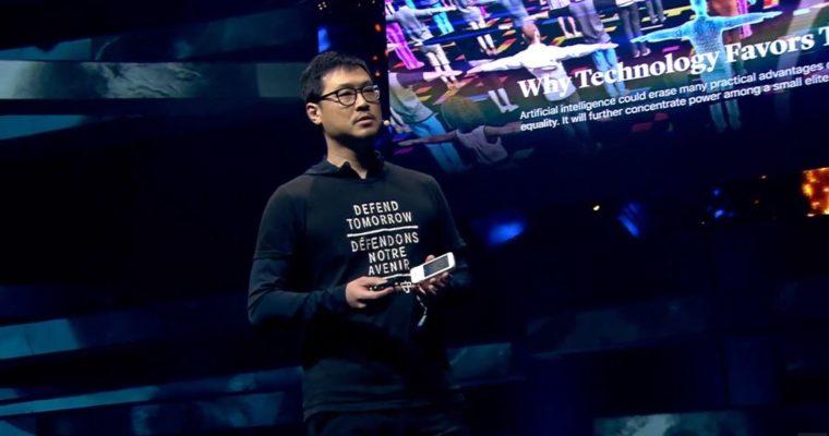 First Look: HTC Demos Crypto Smartphone Exodus at Slush 2018