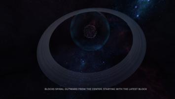 New Block Explorer Creates Sonorous, Galactic Experience of Bitcoin Blockchain 2