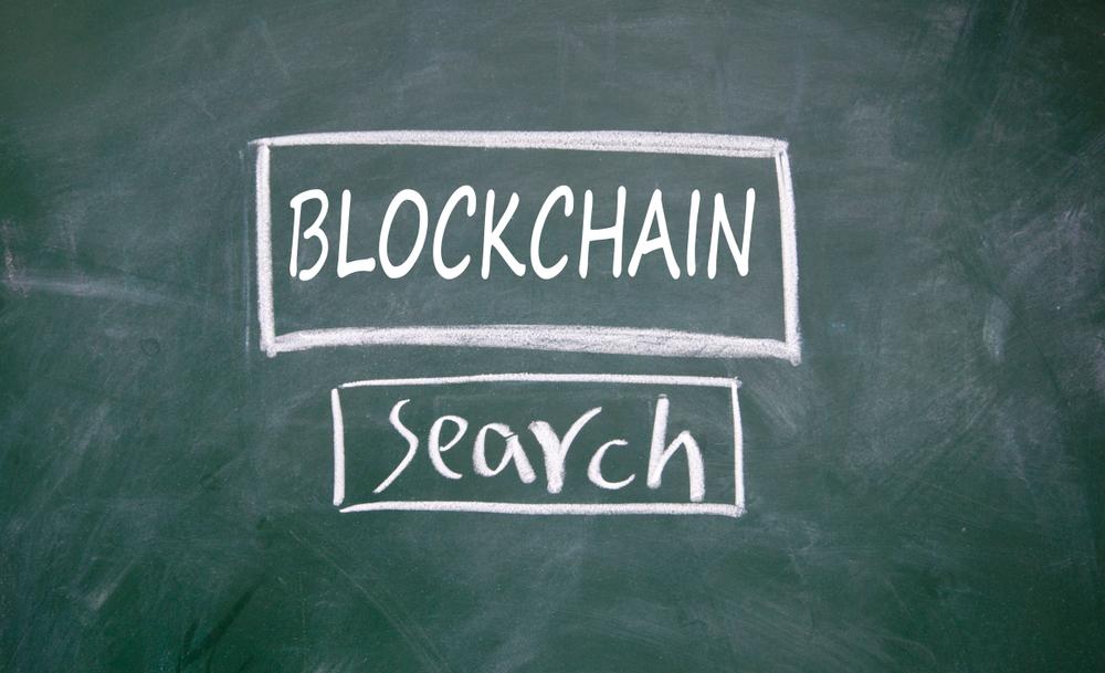 Googles Blockchain Search 2