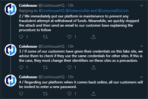 This French Exchange Has Become a Victim of Phishing Attack 3