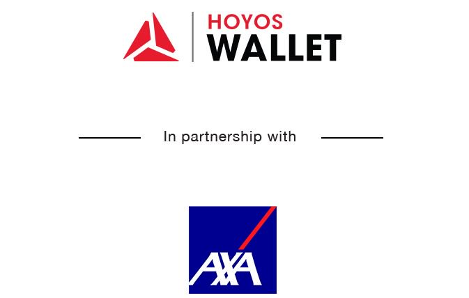 """AXA XL Develops Insurance for Hoyos to Launch World's Most Secure Digital """"Hot"""" Wallet 1"""