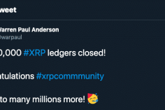XRP Network Closes 50 MM Ledgers, Will This Milestone Shake the Stagnant Price? 2