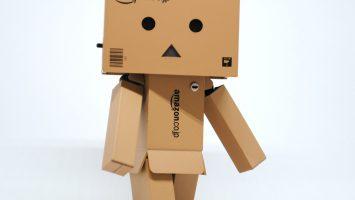 Amazon before Bitcoin acceptance