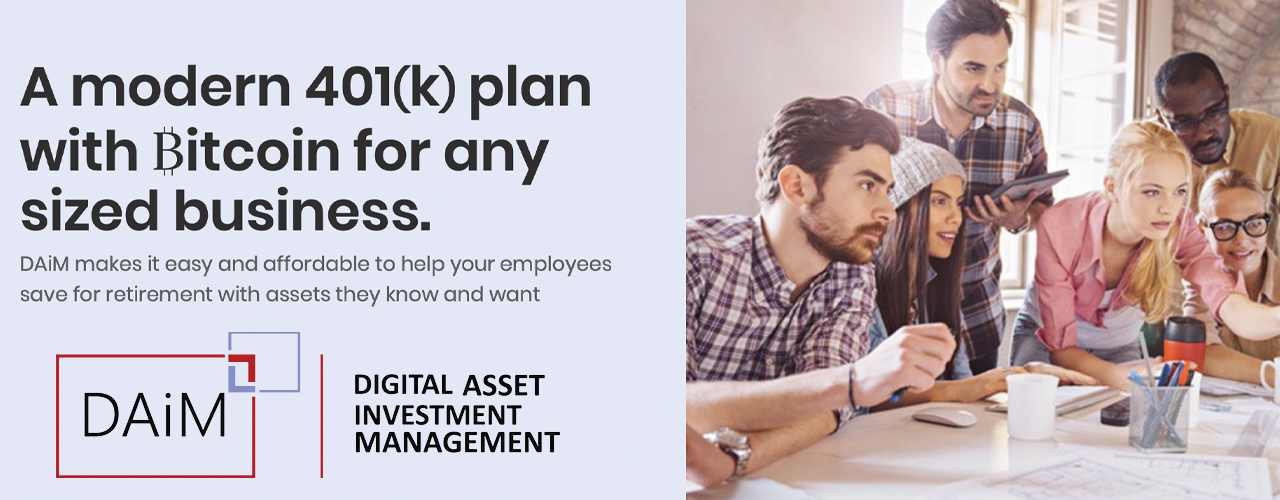 Crypto Retirement: US Investment Firm Launches Employer-Sponsored Bitcoin 401(k) Plan