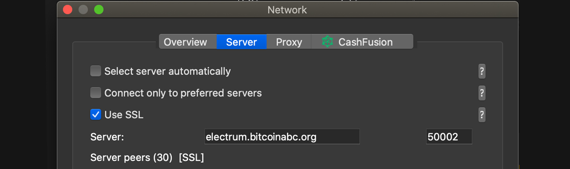 A Step-by-Step Guide to Splitting ABC Fork Tokens from Bitcoin Cash