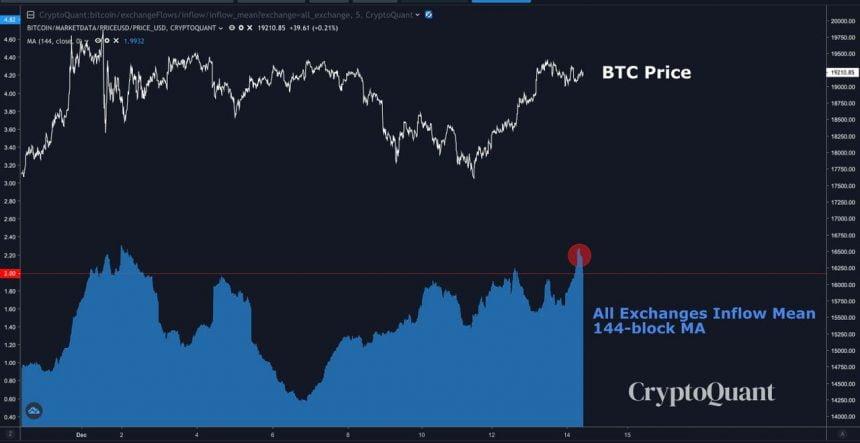 crypto quant BTC bitcoin whales