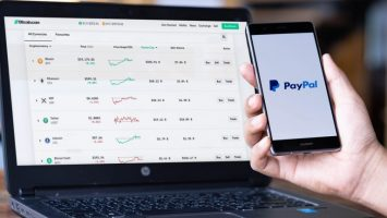 65 of traders on paypal ready to use bitcoin to pay for goods and services survey 768x432 1