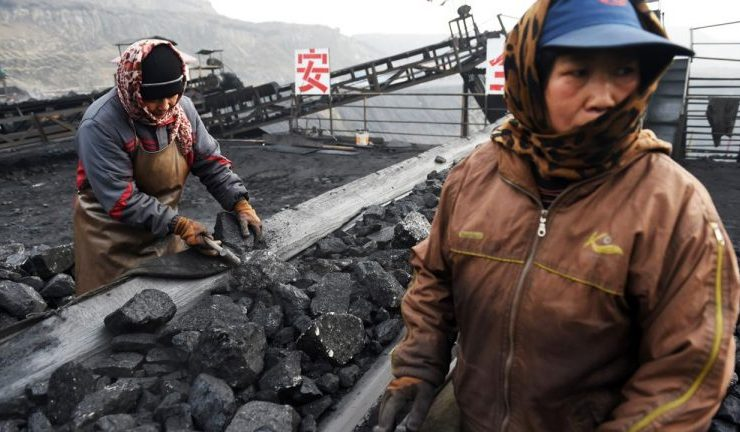 chinas coal standoff causes power shortages chinese bitcoin miners heavily affected 768x432 1