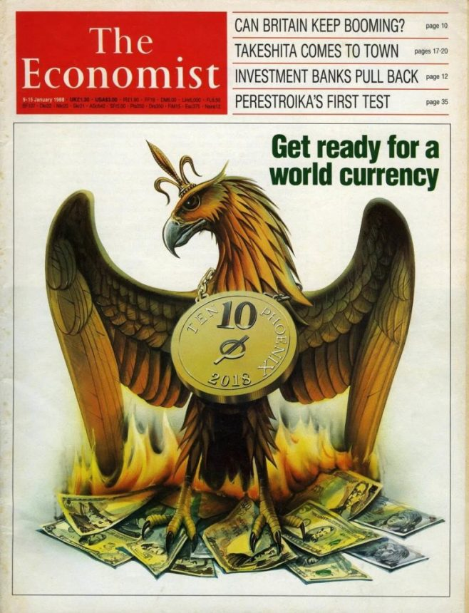 bitcoin global currency reserve crypto gann cycle market the economist