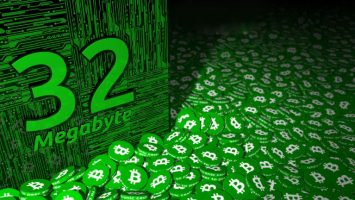 bitcoin cash transactions intensify daily count nears btc big blocks help clear throughput 768x432 1