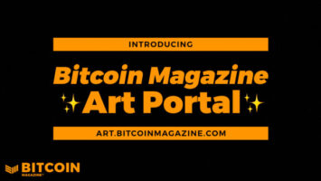 bitcoin magazine art portal