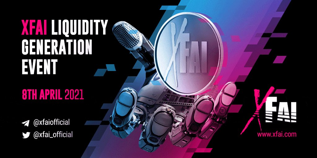 Defi Venture XFai Reveals Liquidity Generation Event, Project Backed by Angel Investor Roger Ver