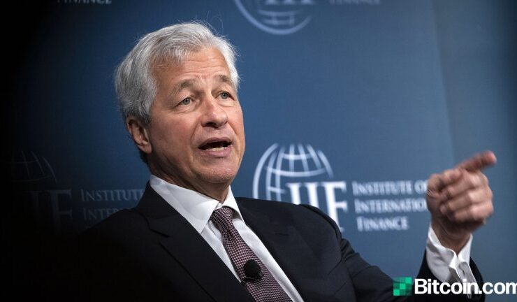 report jp morgan boss not happy as capital positions exemption for big banks ends 768x432 1