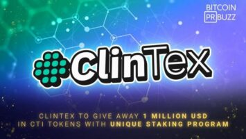 clintex to give away 1 million usd in cti tokens with unique staking program 768x433 1