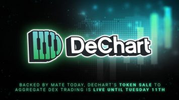 decharts token sale to aggregate dex trading is live until tuesday 11th 768x432 1