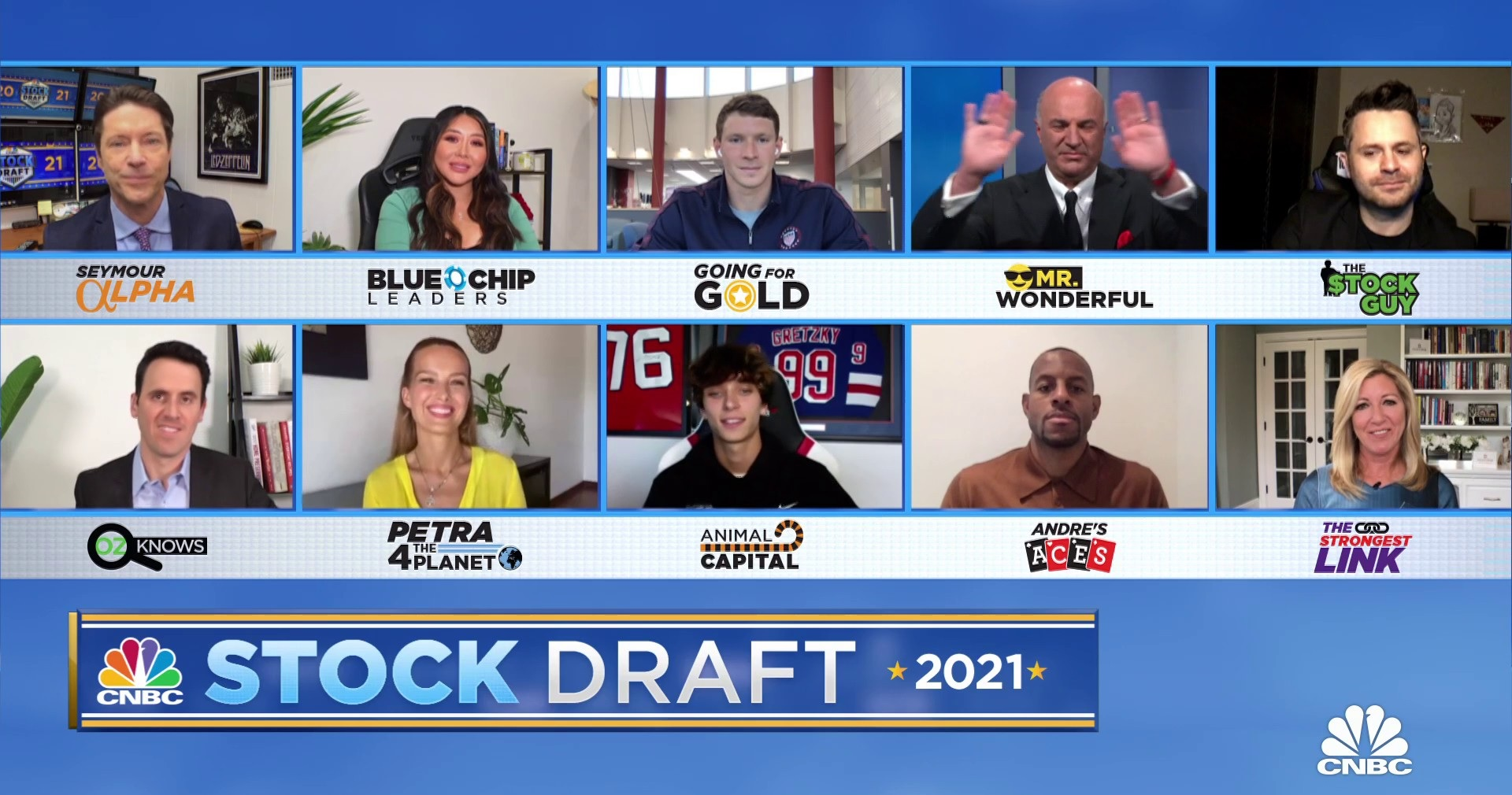 stock draft teams