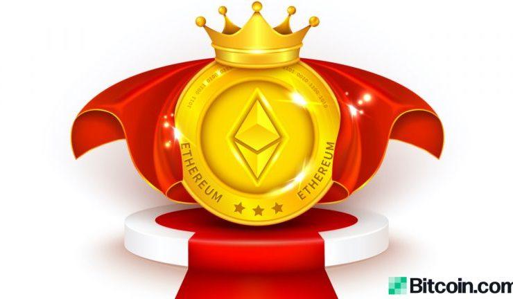 survey crypto traders predict ethereum will crush bitcoins 2021 returns 768x432 1
