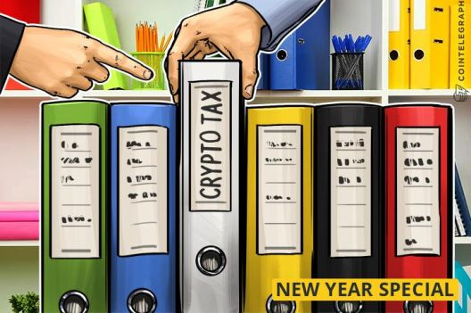 Crypto Tax Tips To Start 2018 Right